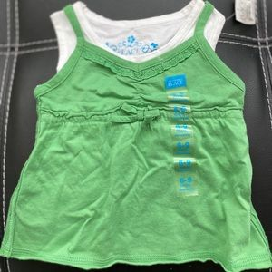 Infant baby top 6-9 mo